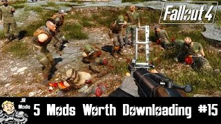 Fallout 4 Mods: 5 Mods Worth Downloading #15