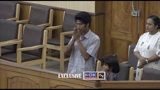 HERO SWAPAN DEBBARMA GETS HONOUR IN TRIPURA STATE LEGISLATIVE  ASSEMBLY TODAY