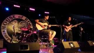 "Michael Alanis, Art Saucedo, and Alex Martinez - ""Riviera Paradise"" cover"