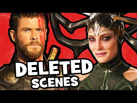 Thumbnail: Thor Ragnarok DELETED SCENES, Alternate Post-Credits & Rejected Concepts (Part 1)