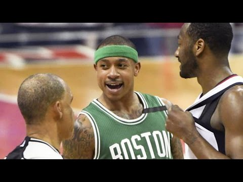 Isaiah Thomas FINED $25,000 for Yelling at Fan