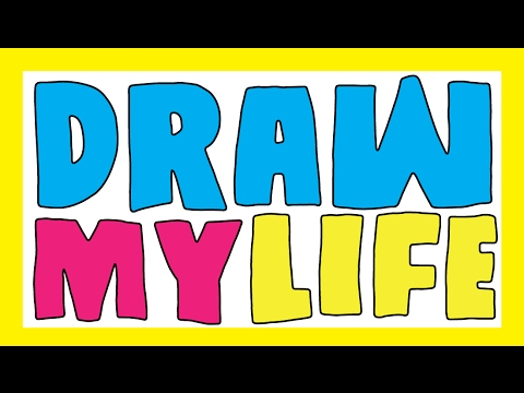 Draw My Life - AyChristeneGames | 100k #OfficialBuddies Special