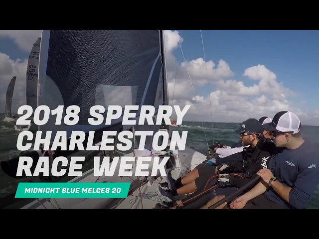 Sperry Charleston Race Week 2018 - Melges 20 Midnight Blue