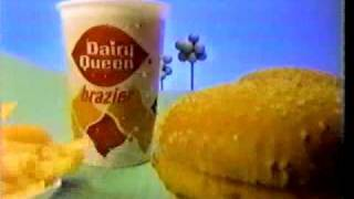 1982 Dairy Queen Commercial