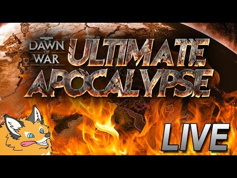 Dawn of War Ultimate Apocalypse MOD - LIVE