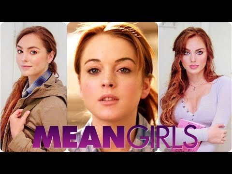 MEAN GIRLS Makeup Tutorial | Lindsay Lohan as Cady Heron (ft. Storybook Cosmetics)