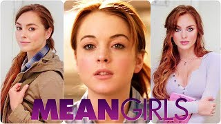 MEAN GIRLS Makeup Tutorial | Lindsay Lohan as Cady Heron