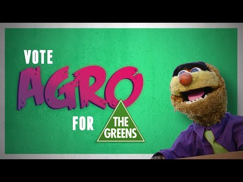 Vote Agro For The Greens
