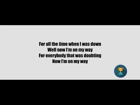 Rowlan - On My Way Lyrics