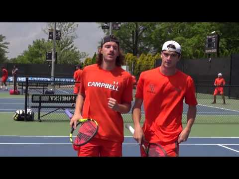 Campbell Tennis - Big South Conference Finals - 4/22/17