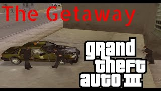 The Getaway |  Grand Theft Auto III walktrhough no commentary  episode 12