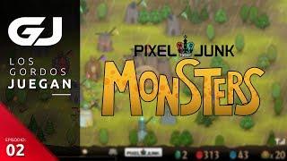 PixelJunk Monsters , Los Gordos Juegan - Parte 2 | 3GB