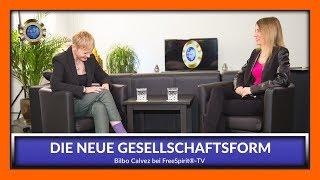 Die neue Gesellschaftsform / Bilbo Calvez bei Free Spirit®-TV