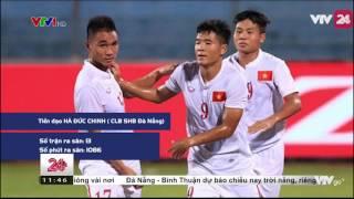 Đội Tuyển Quốc Gia Trẻ Nhất Trong Lịch Sử Bóng Đá Việt Nam -Tin Tức VTV24
