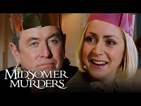 Hospital Call Interrupts Christmas At The Barnabys | Inspector Barnaby's Midsomer Murders