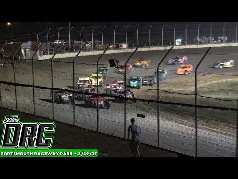 Portsmouth Raceway Park | 8/19/17 | Sport Mods | Feature