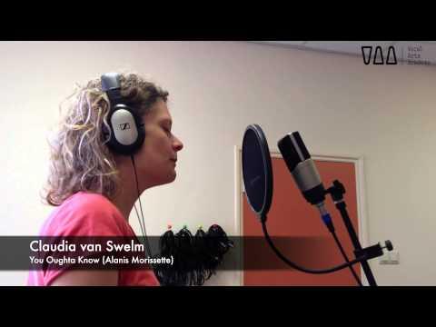 Compilatie Vocal Arts Academy Recordings (25-01-2014)