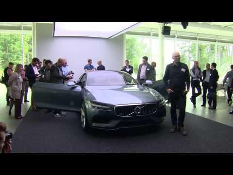 Volvo Concept Coupe presentation