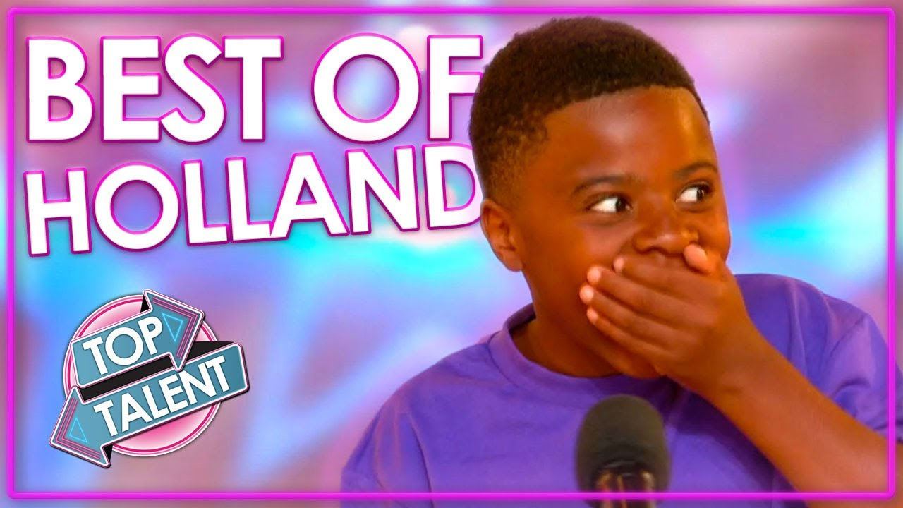 BEST Auditions On Holland's Got Talent 2020! | Top Talent