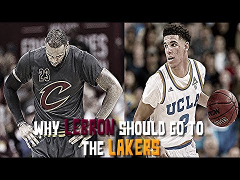 Why LeBron James SHOULD Join Lonzo Ball & The Lakers