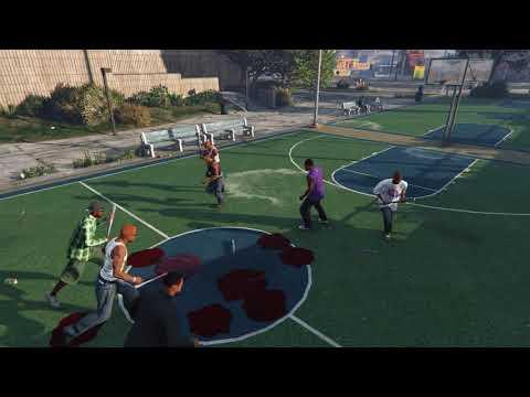 Gang Fights-gta 5 Gangs