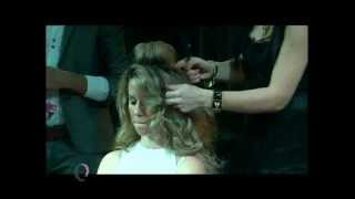 Kristina Kiki Serafimova Nicco Baggio hair and make up show