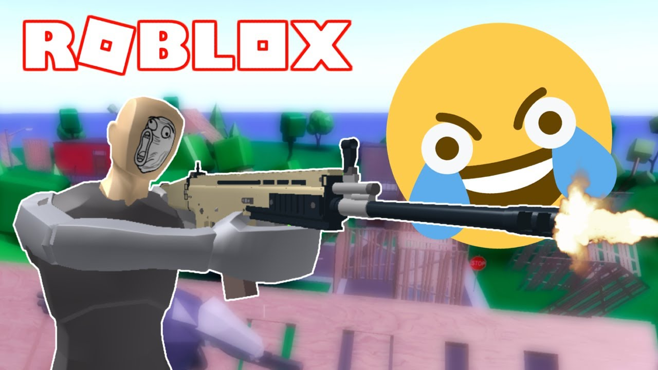 Funniest Roblox Strucid Gameplay - YouTube