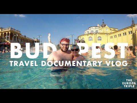 Budapest: Travel Documentary [ Europa Triple ] [2/3] (Vlog)