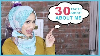 30 FACTS ABOUT ME  Eniyah Rana