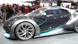 Citroen Survolt Concept 2010 Videos