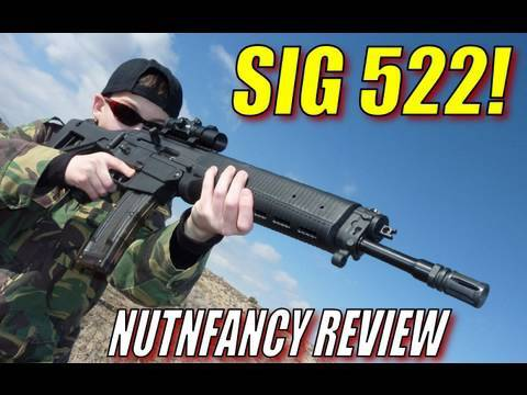 Sig 522 Tactical 22 Done Right By Nutnfancy Youtube