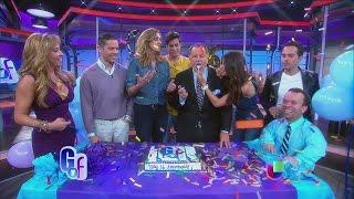 Video El Gordo y la Flaca recordaron así sus mejores momentos en 16 años download MP3, 3GP, MP4, WEBM, AVI, FLV April 2018