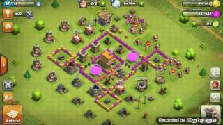 Clan Having 3 Leaders! Clash of clans glitch 2016 Gameplay -The Joker-SEPTEMBER