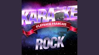 Let It Rock — Karaoké Playback Instrumental — Rendu Célèbre Par Jon Bon Jovi
