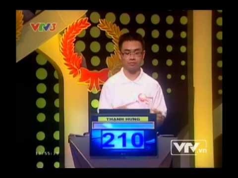 Đường lên đỉnh Olympia - 17/03/2013 trên kênh VTV3