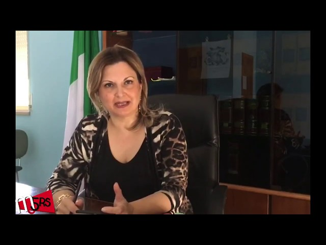 Dal CIS fondi per Ordona, intervista al sindaco Serafina Stella