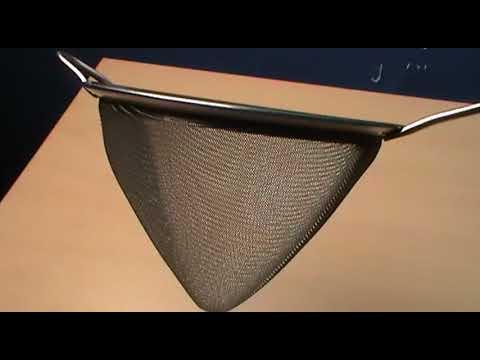 KitchenCraft Conical Sieve Stainless Steel 15cm Fine Mesh