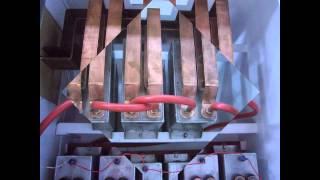 Reconstrucción de un horno de INDUCCIÓN