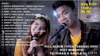 Duet Romatis Tri Suaka Feat Nabila Full Album Terbaru 2020
