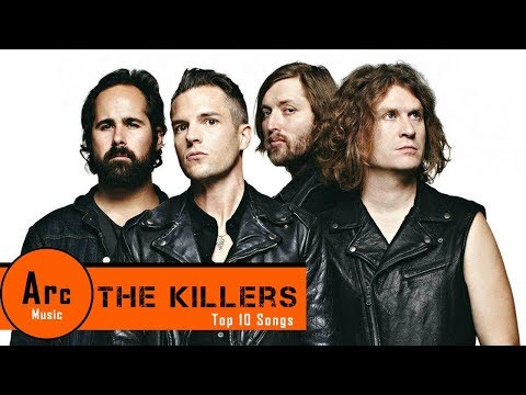 Top 10 Songs by The Killers