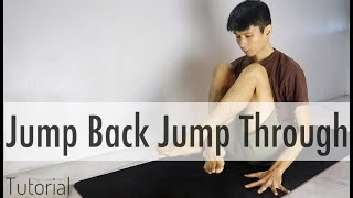 How to: Jump Back Jump Through | Yoga with Yong