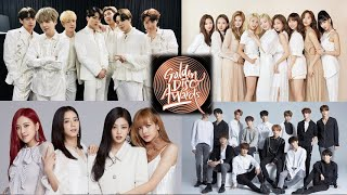 ALL WINNERS GOLDEN DISC AWARDS DAY2 2021 (35th GDA)