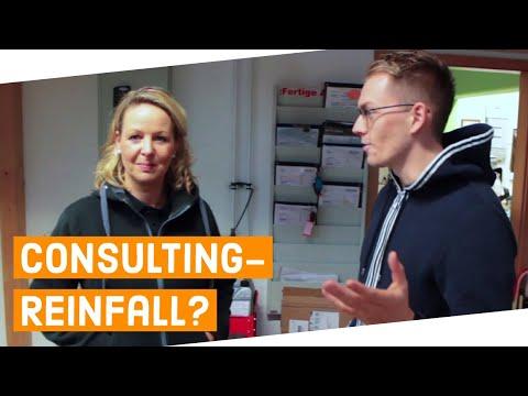 """""""Unternehmensberater Sind Halsabschneider"""" Einblick In Ein Laufendes Consulting-Projekt"""