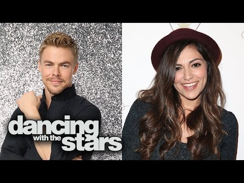 dwts season 19 week 6 bethany and derek dating