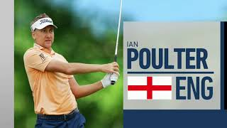 Justin Rose, Ian Poulter, Matthew Fitzpatrick - 2018 U.S. Open - Round 1