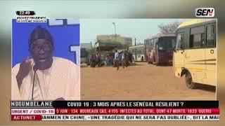 Moustapha Cisse Lo tire sur Mamadou TALLA