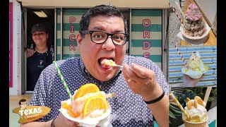 Texas Chronicles Pit Stop: Texas Sno Fruit