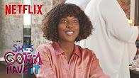 She's Gotta Have It | DeWanda Wise | Netflix - Продолжительность: 78 секунд