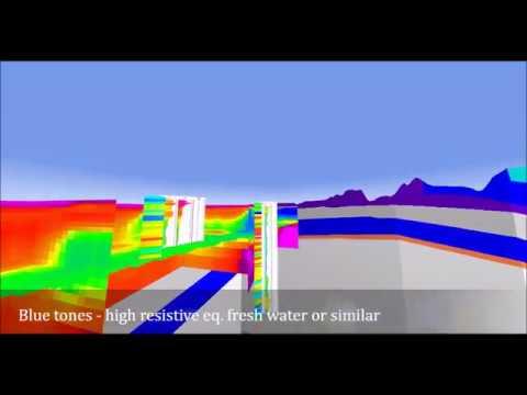 Monterey Bay Geological Model & Data