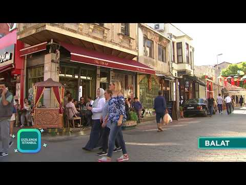 Dizilerde İstanbul |Balat